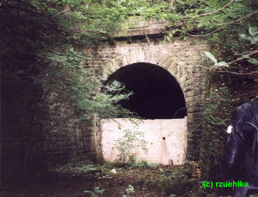 Mesenicher Tunnel, Photo 1