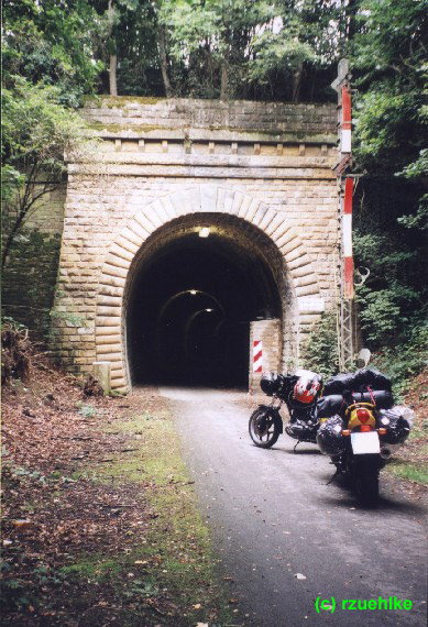 Ralinger Tunnel, Photo 1